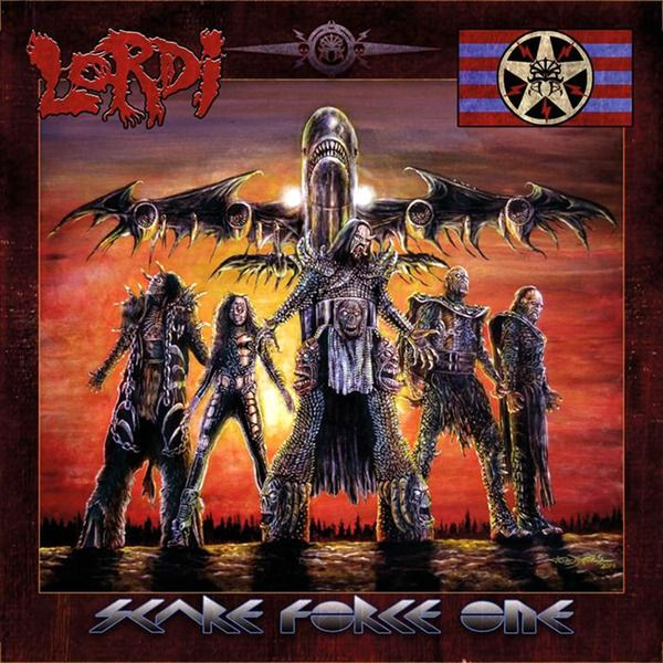 Lordi - Scare Force One (2014)