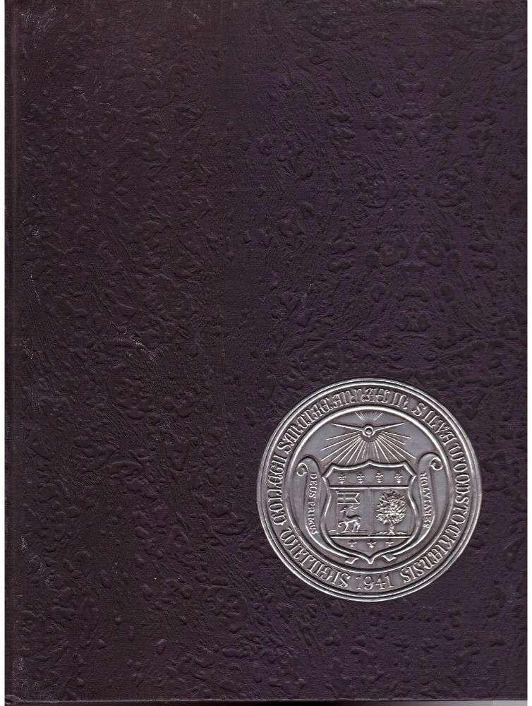 1972 The Sylvan Yearbook Annhurst College Woodstock Connecticut CT, Rita I Dutkowski [Ed.]