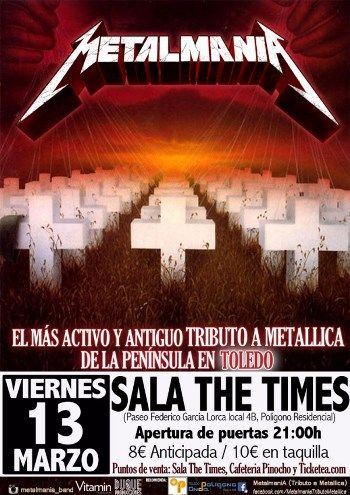 Metalmania Toledo