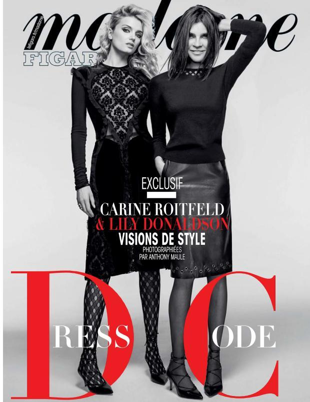 Madame Figaro - 25 Septembre 2015