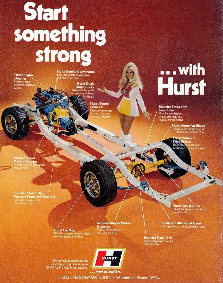 Start something strong with Hurst.