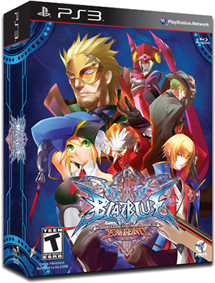[PS3] BlazBlue: Continuum Shift Extend (2012) - ENG
