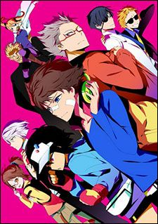 Watch Hamatora The Animation Online