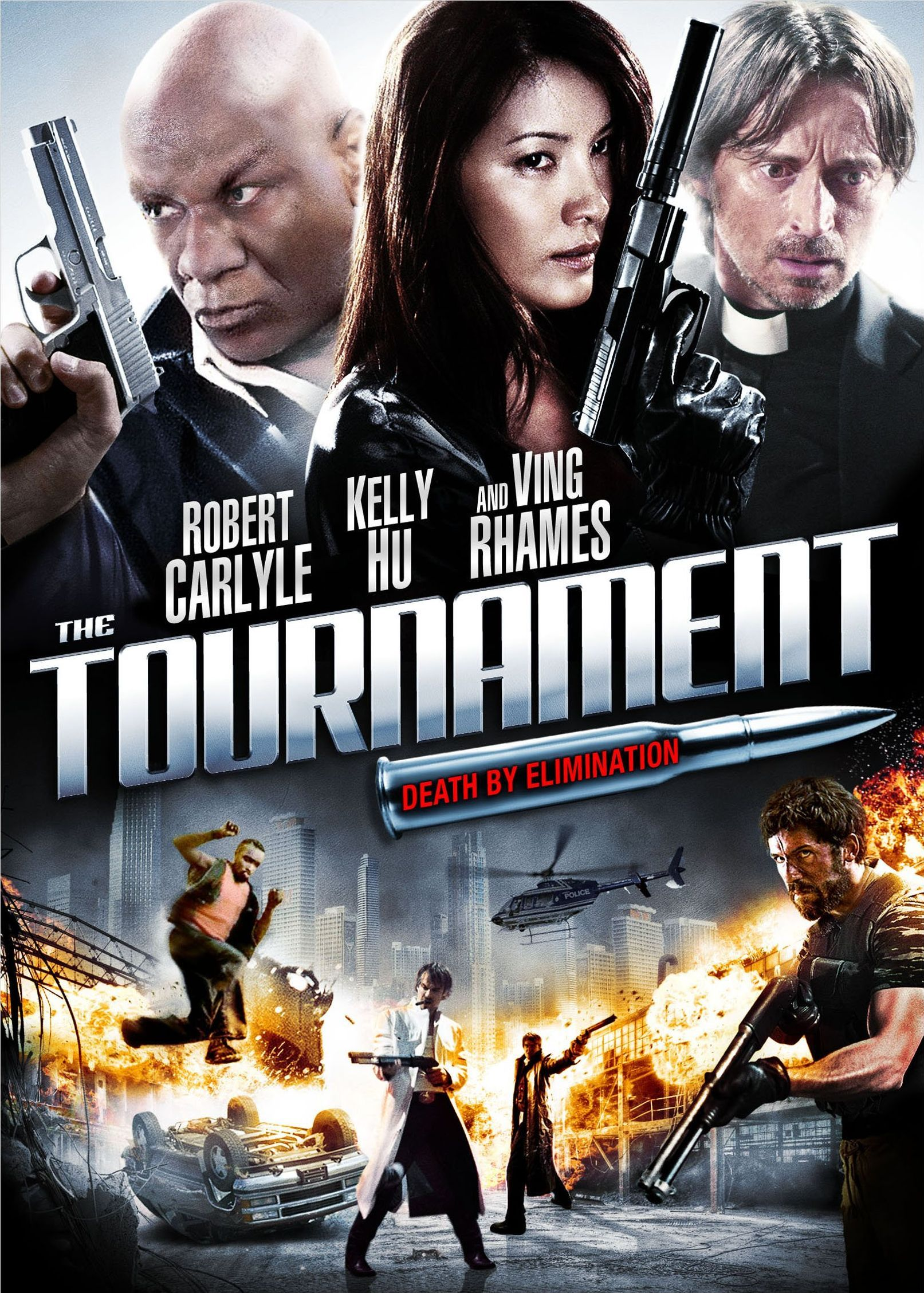 The tournament (2009) DVD9 Copia 1:1 ITA ENG - DDN