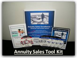 Annuity Sales Tool Kit... Click Here For The Complete Details