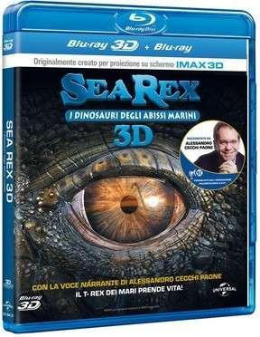 Sea Rex 3D – I Dinosauri degli abissi marini (2010) Blu Ray Full [3D+2D] AVC DTS-HD ENG DTS ITA Sub - DDN