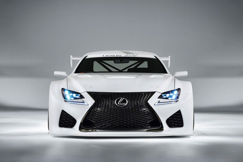 LEXUS RC F GT3   n7thGear ompRacing.boards.net  Concept Cars TECH THIS OUT