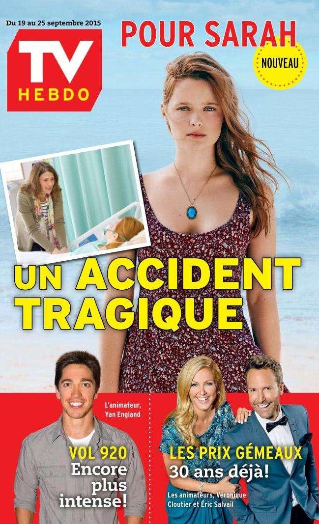 TV Hebdo - 19 au 25 Septembre 2015