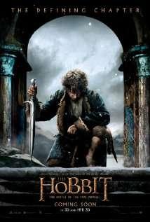 Hobbit 3: Đại chiến 5 cánh quân