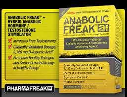 anabolic freak australia