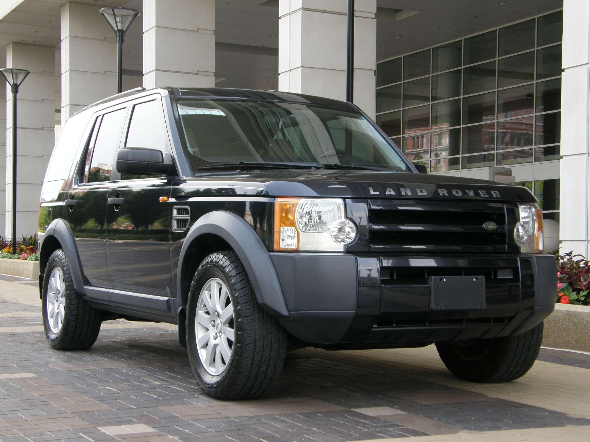 purchase used 2005 land rover lr3 se only 68k miles. Black Bedroom Furniture Sets. Home Design Ideas