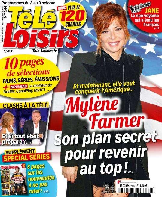 Télé Loisirs - 3 au 9 Octobre 2015