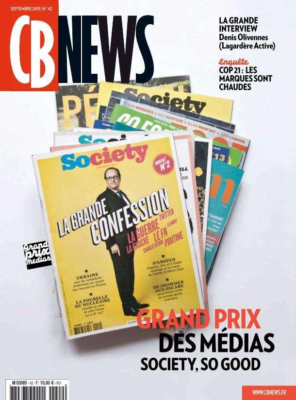 CB News - Septembre 2015