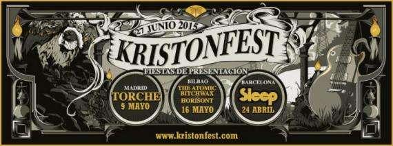 Kristonfest presentación