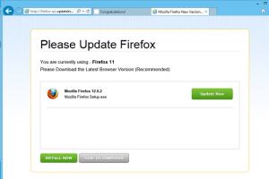 Remove Firefox-qo.updatebrowse.com pop-ups