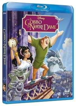 Il gobbo di Notre Dame (1996) HD 1080p DTS + AC3 ITA ENG Sub - DDN