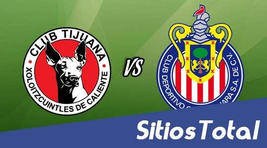 Xolos Tijuana vs Chivas en Vivo - Copa MX