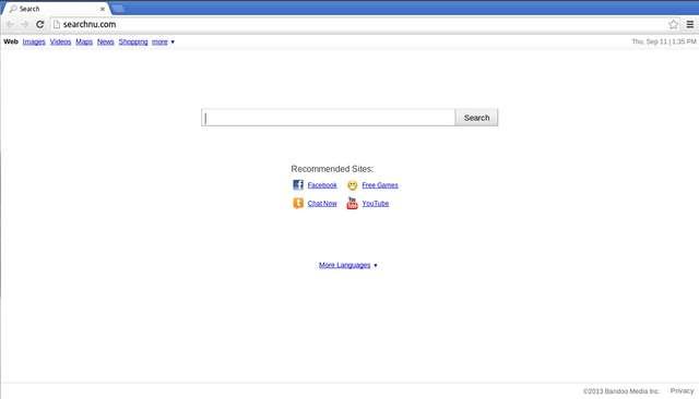 Verwijder Searchnu.com