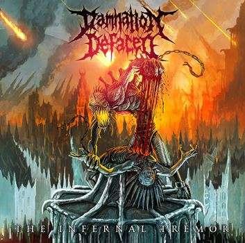 Damnation Defaced portada