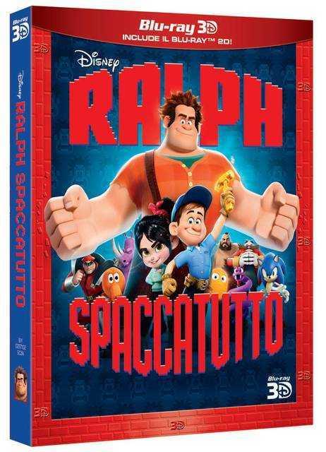 Ralph spaccatutto 3D (2012) Blu Ray Full DTS-HD ITA Sub - DDN