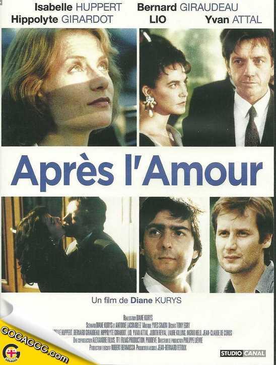 Après l'amour | სიყვარულის შემდეგ  (ქართულად)