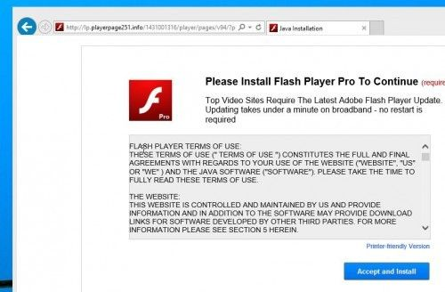 Remove  p.playerpage251.info