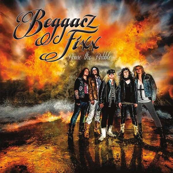 Beggarz Fixx - Rouse The Rabble (EP) (2014)