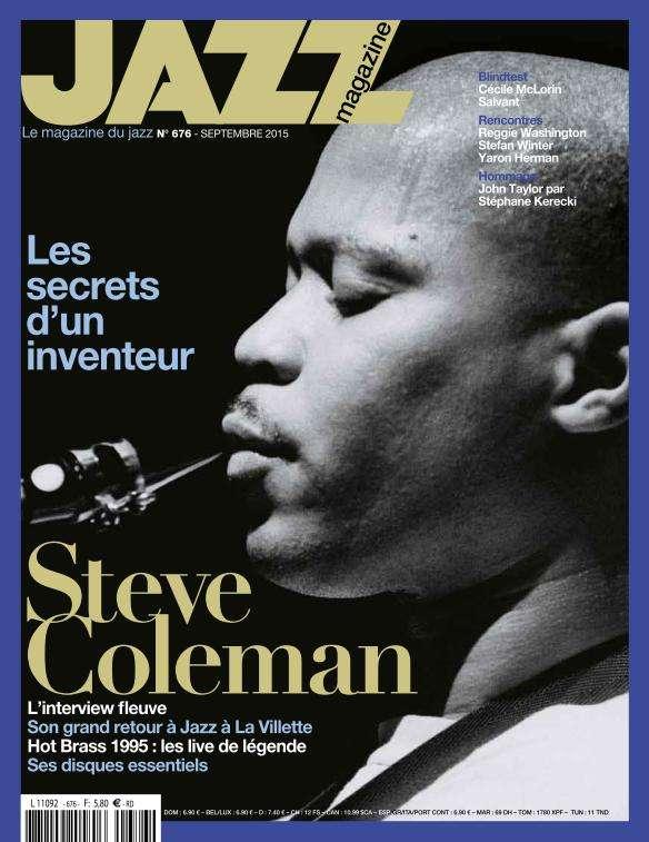 Jazz Magazine - Septembre 2015