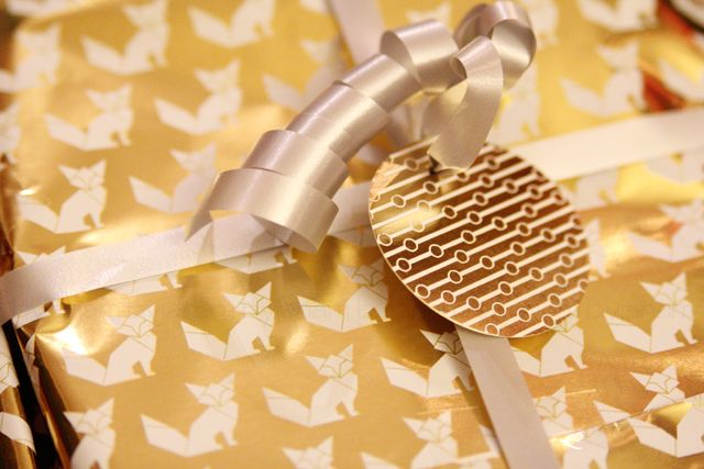 Goldene Geschenke