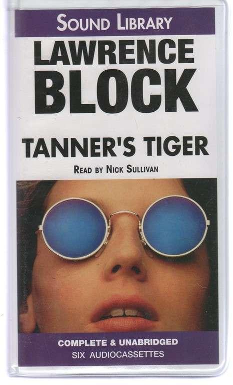 Tanner's Tiger (Evan Tanner), Block, Lawrence