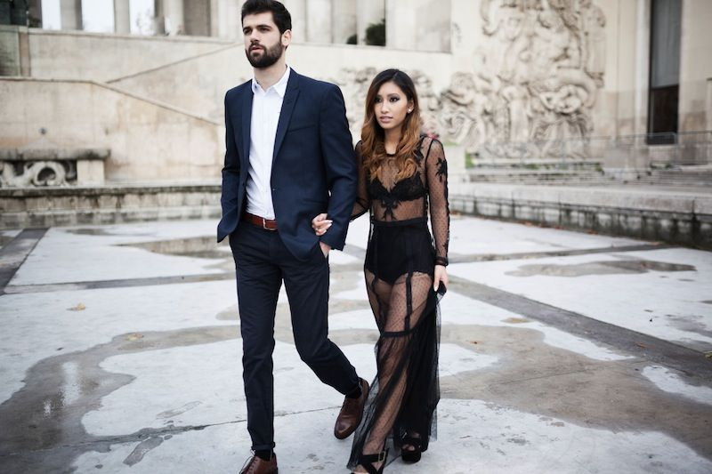 party outfit inspiration fashion blog