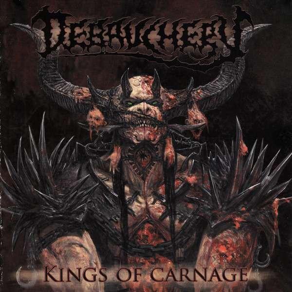 Debauchery - Kings Of Carnage (2013) (Re-issue 2014)