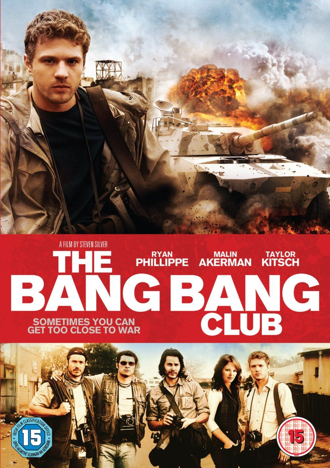 The Bang Bang Club (2010) DVD9 Copia 1:1 ITA ENG