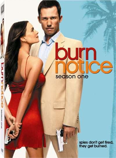 Burn Notice S 1-7