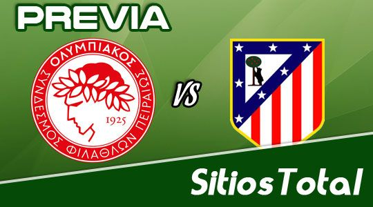 Previa Olympiacos vs Atletico Madrid