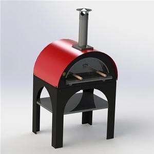 Forno legna clementi mod pulcinella a fuoco diretto mis int l80xp60 refrattario ebay - Forno a legna refrattario prezzo ...
