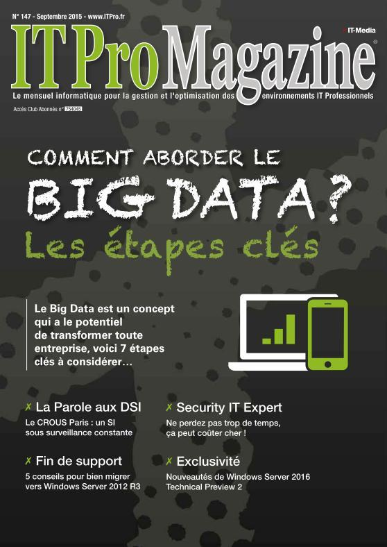 IT Pro Magazine - Septembre 2015