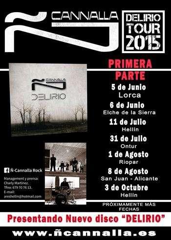 Delirio Tour