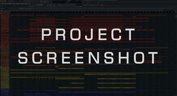FL Studio Template Screenshot