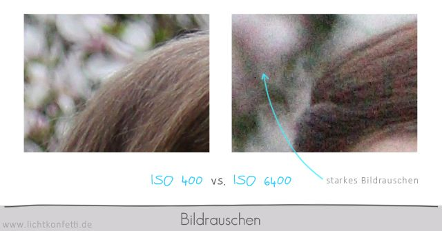 Foto-Kurs - Bildrauschen ISO