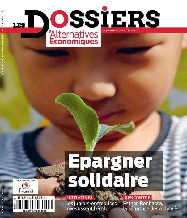 Les Dossiers d'Alternatives Economiques - Septembre 2015