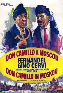 Don Camillo Ở Moscow
