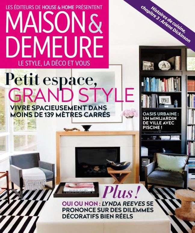 Maison & Demeure - Septembre 2015