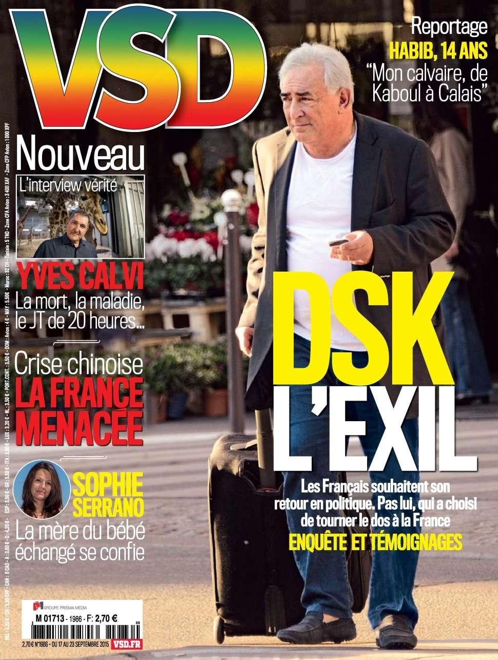 VSD 1986 - 17 au 23 Septembre 2015