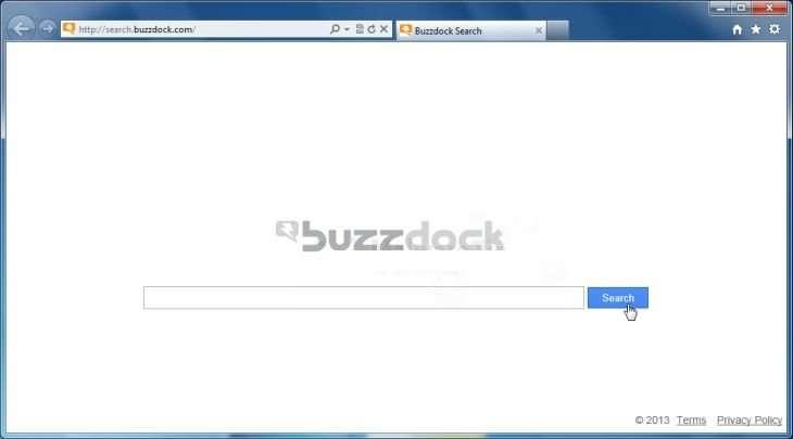 Remove Buzzdock Ads