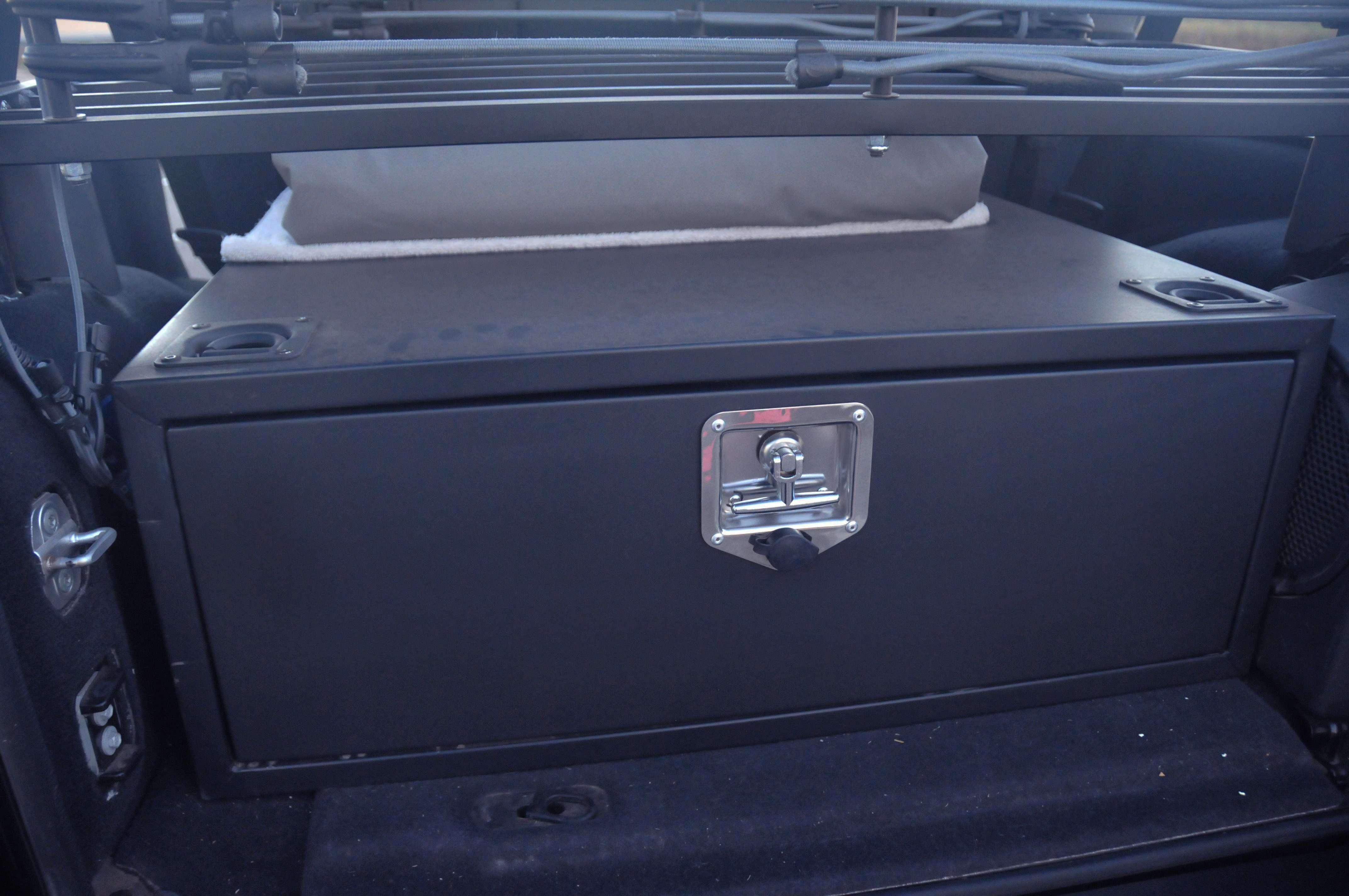 Storage Solutions - Jeep Wrangler Forum