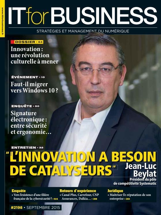 IT for Business - Septembre 2015