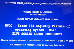 Remove '855-399-8171 BSOD Error' pop-up