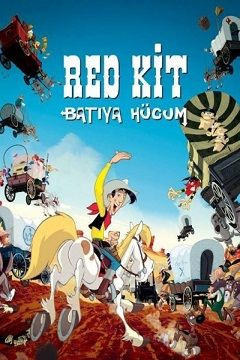 Red Kit Batıya Hücum - 2007 Türkçe Dublaj DVDRip indir