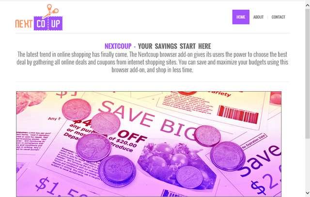 Usuń Nextcoup reklamy
